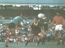 Richards in action vs. Indonesia