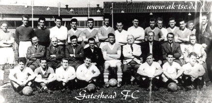 1969 Gateshead Football Club