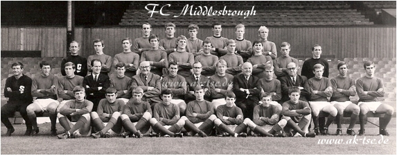 1969 Middlesbrough