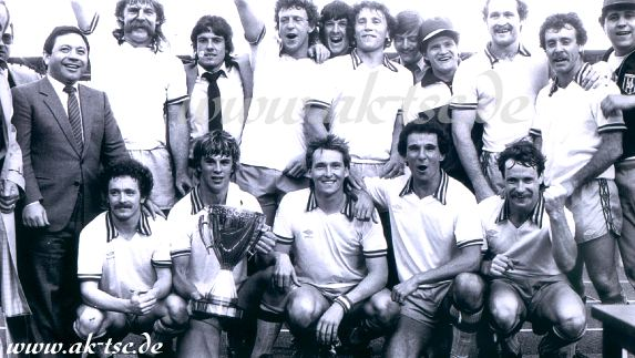 APIA, Philips Cup winner 1982, Peter Wilson's last game